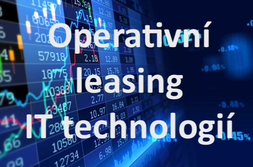 Leasing of IT solutions