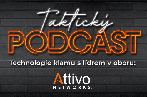 Podcast na technologii klamu